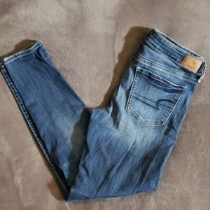 American Eagle jeggings - 12 long